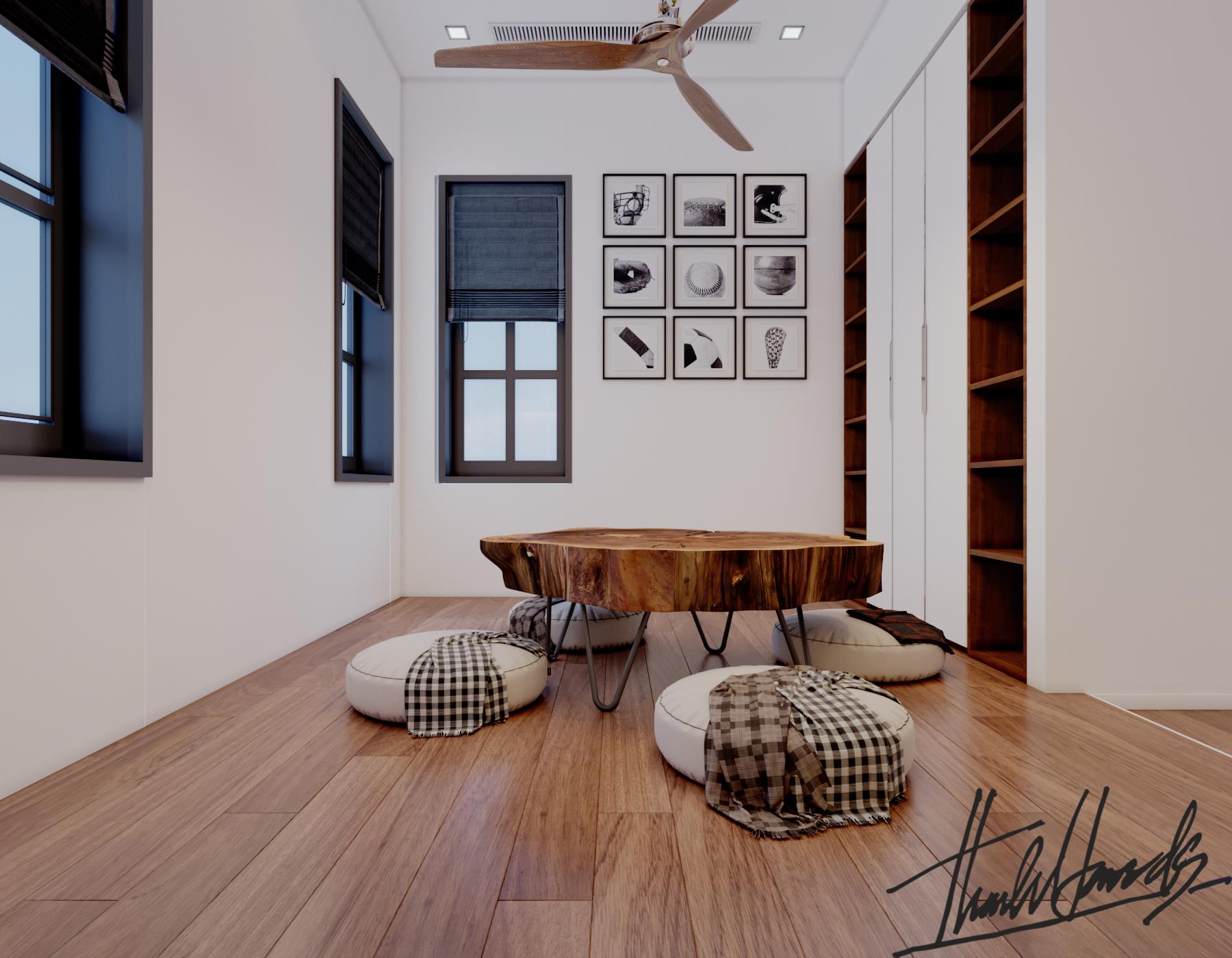 thiết kế nội thất Biệt Thự tại Hải Phòng Biệt thự Vinhomes - imperia ( khu VEN) 29 1568278778