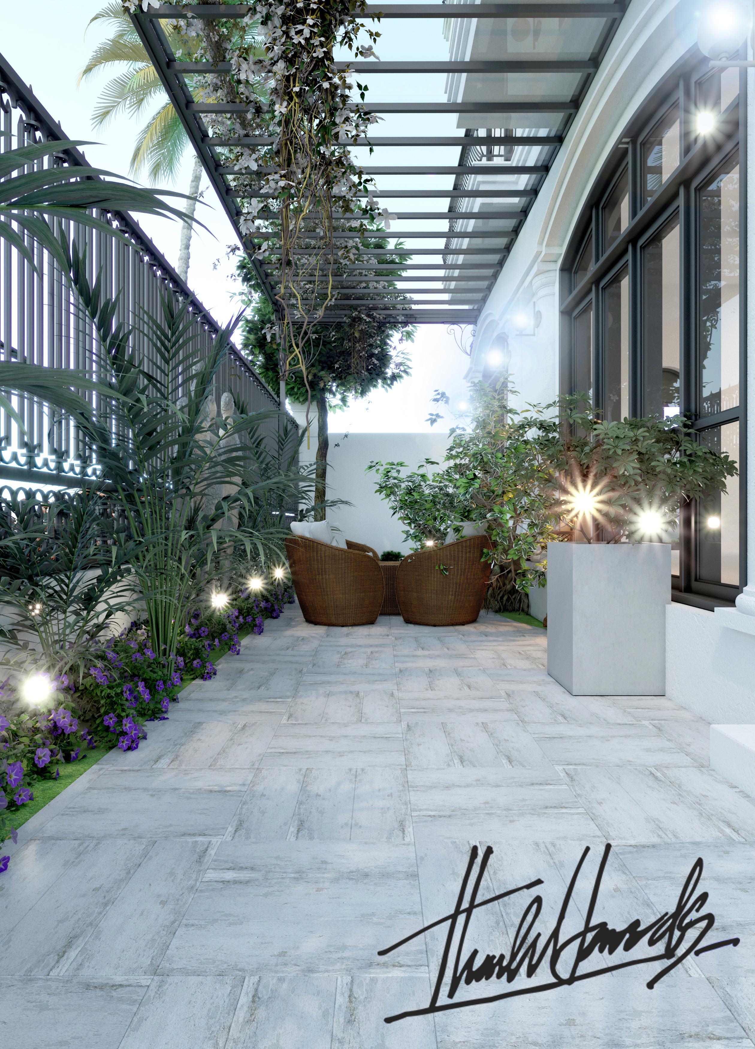 thiết kế nội thất Biệt Thự tại Hải Phòng Biệt thự Vinhomes - imperia ( khu VEN) 3 1568278776