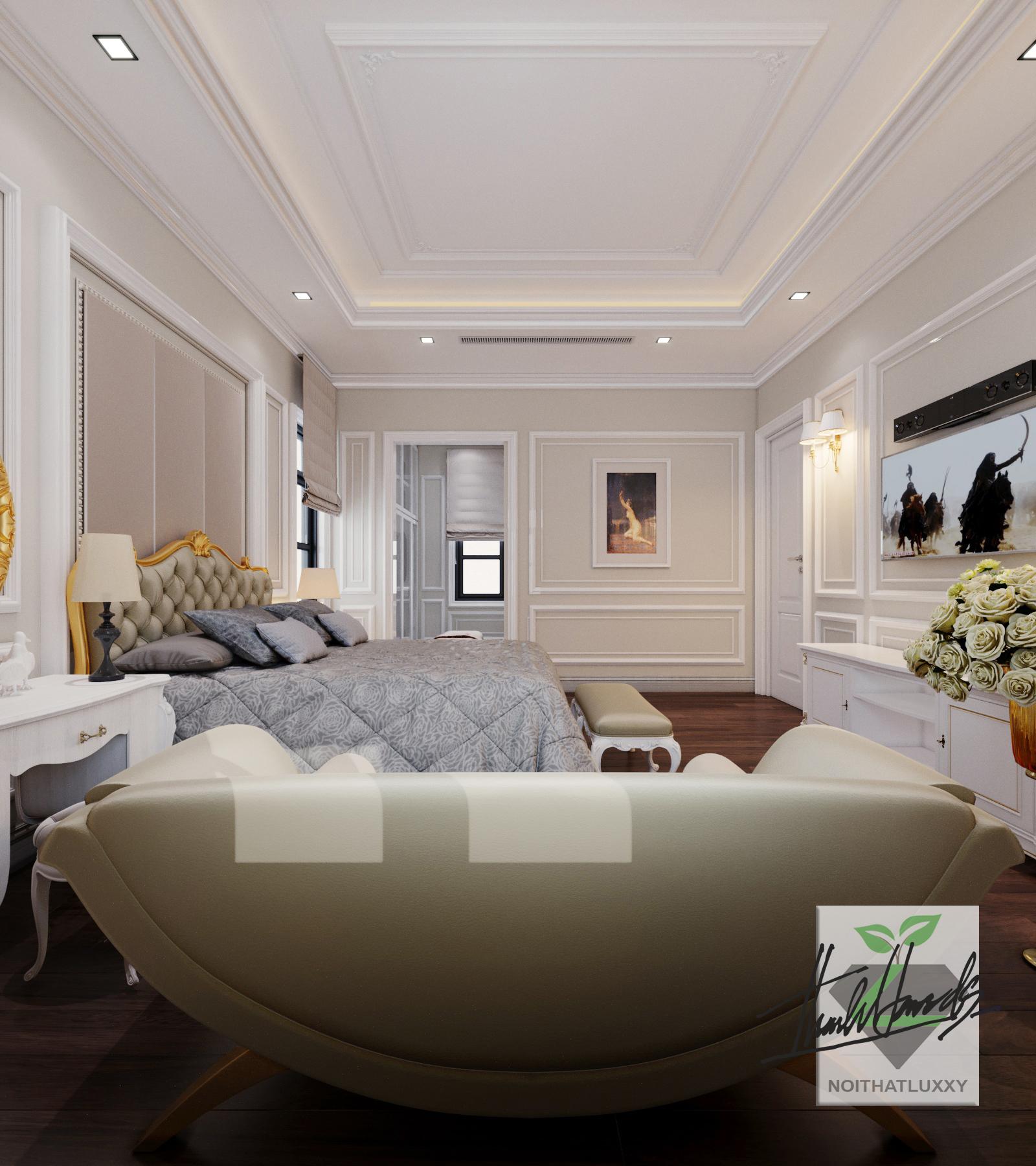 thiết kế nội thất Biệt Thự tại Hải Phòng Biệt thự Vinhomes - imperia ( khu MHT) 32 1568275641