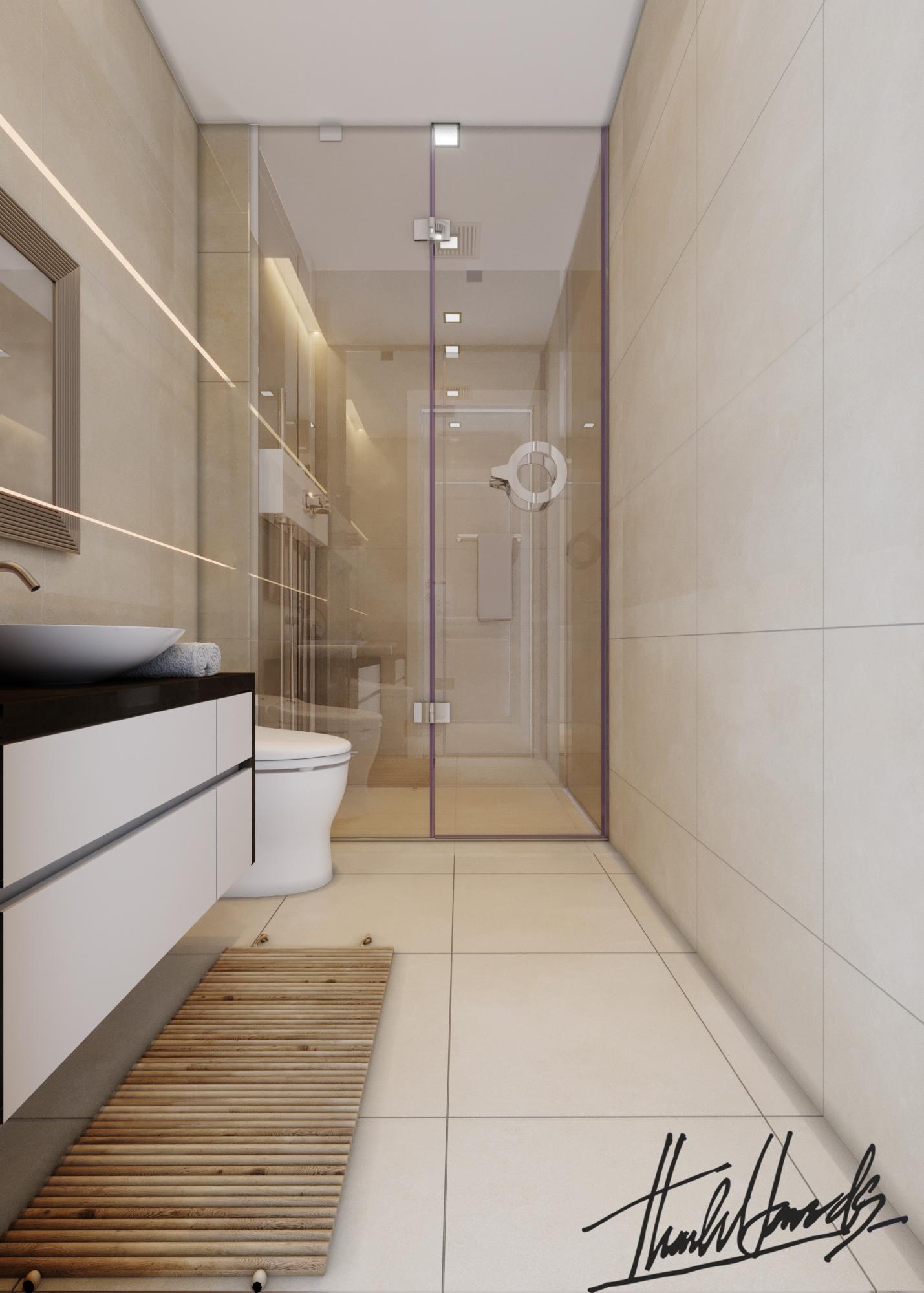 thiết kế nội thất Biệt Thự tại Hải Phòng Biệt thự Vinhomes - imperia ( khu VEN) 34 1568278785