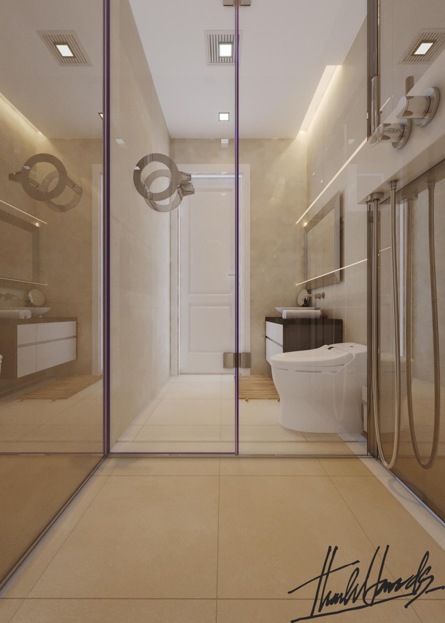thiết kế nội thất Biệt Thự tại Hải Phòng Biệt thự Vinhomes - imperia ( khu VEN) 35 1568278792