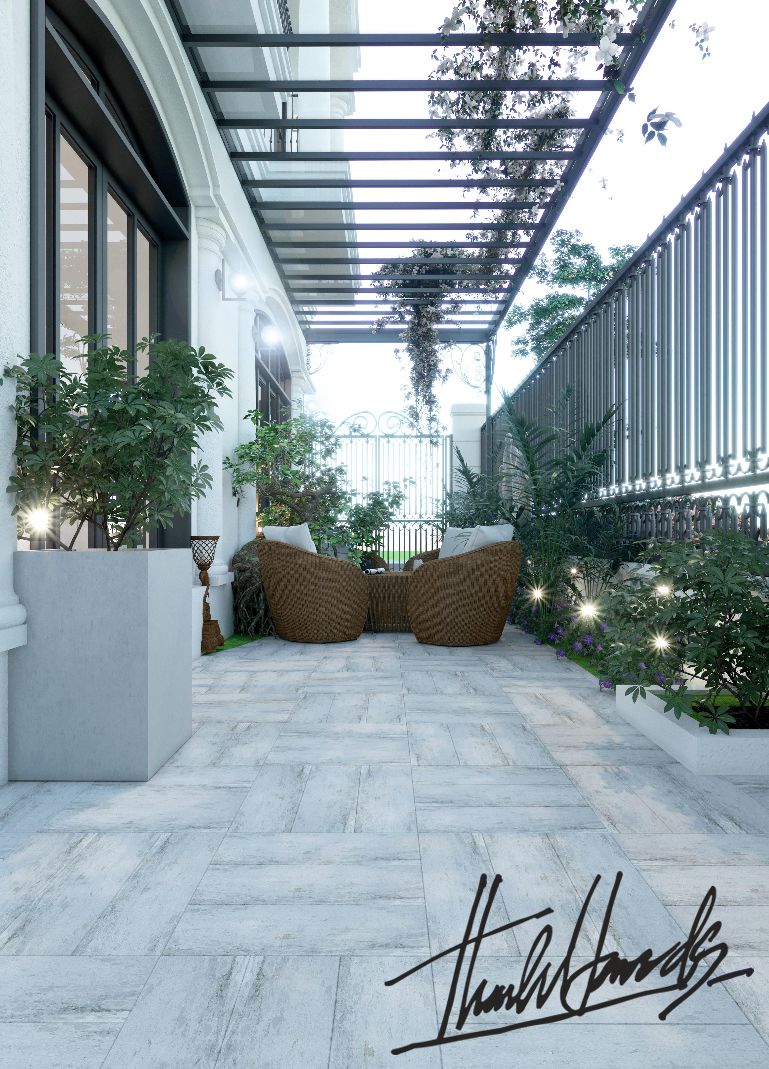 thiết kế nội thất Biệt Thự tại Hải Phòng Biệt thự Vinhomes - imperia ( khu VEN) 4 1568278773