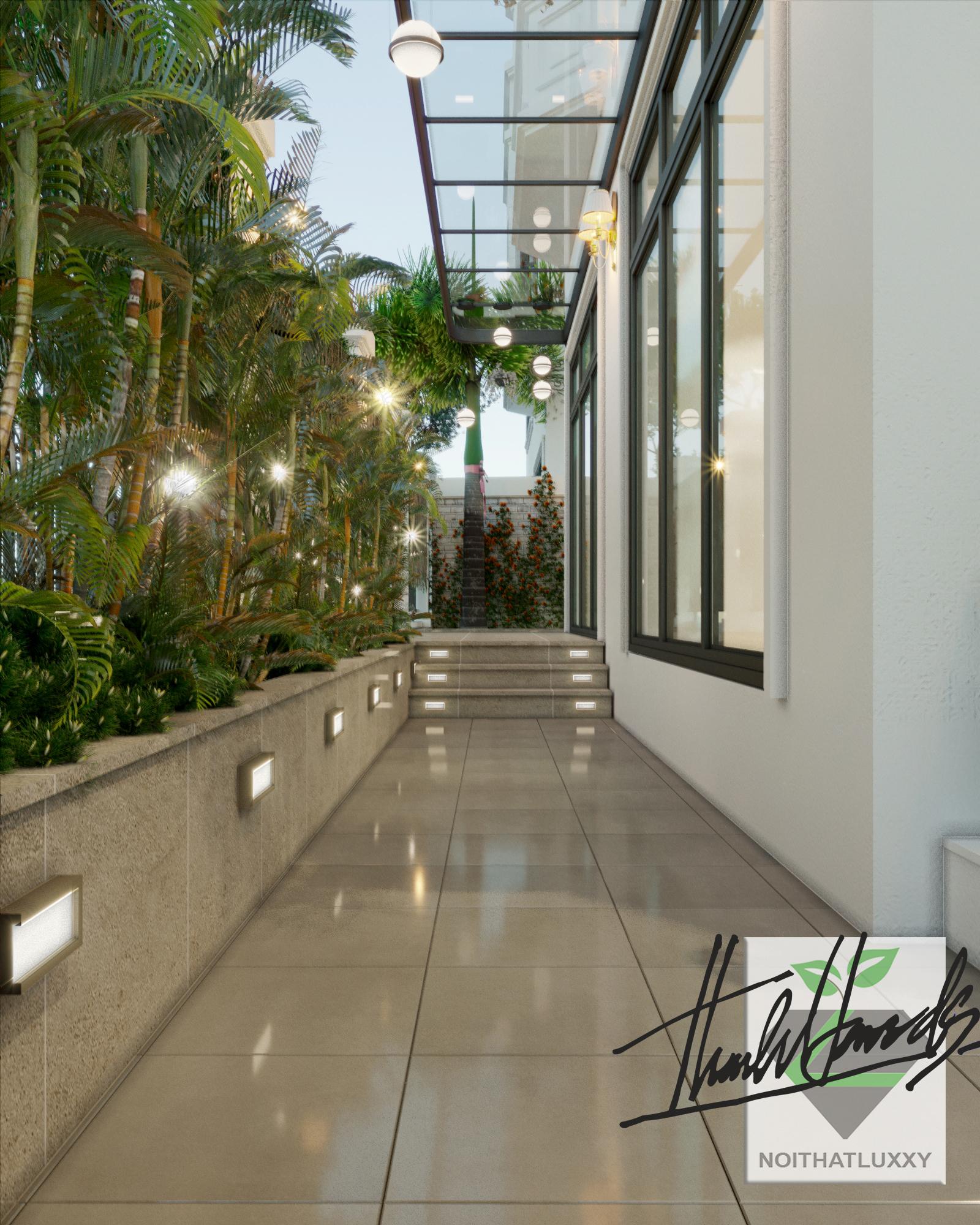 thiết kế nội thất Biệt Thự tại Hải Phòng Biệt thự Vinhomes - imperia ( khu MHT) 7 1568275619