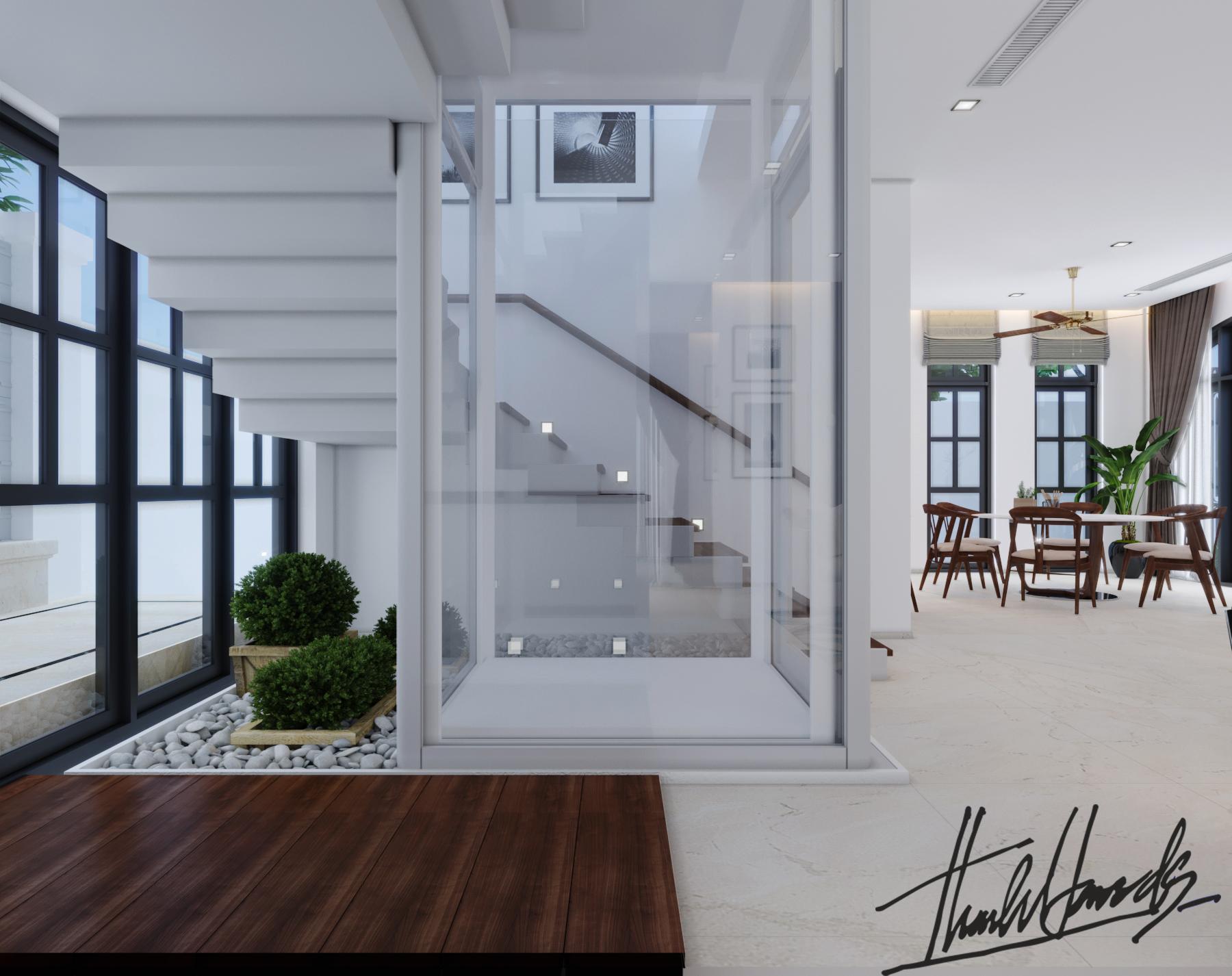 thiết kế nội thất Biệt Thự tại Hải Phòng Biệt thự Vinhomes - imperia ( khu VEN) 8 1568278744