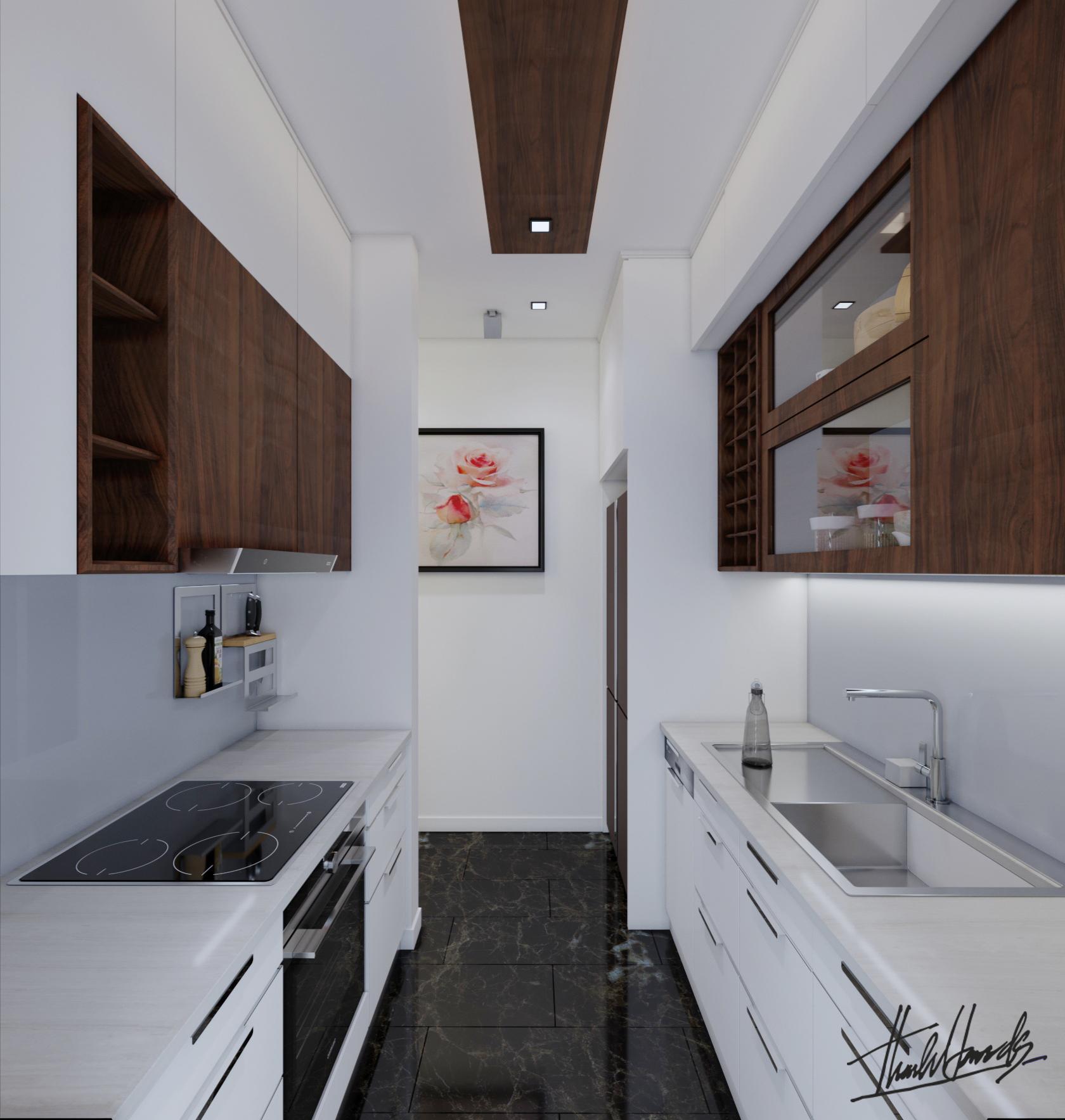 thiết kế Nội thất Chung Cư chung cư - Vin mỹ đình09
