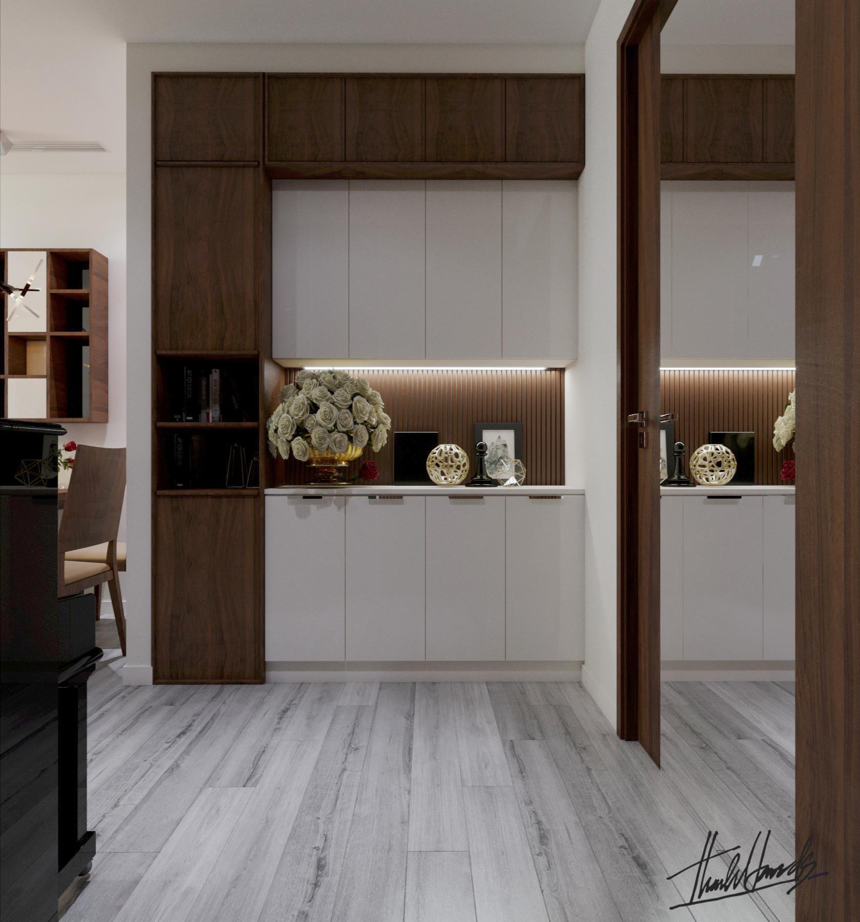thiết kế Nội thất Chung Cư chung cư - Vin mỹ đình128