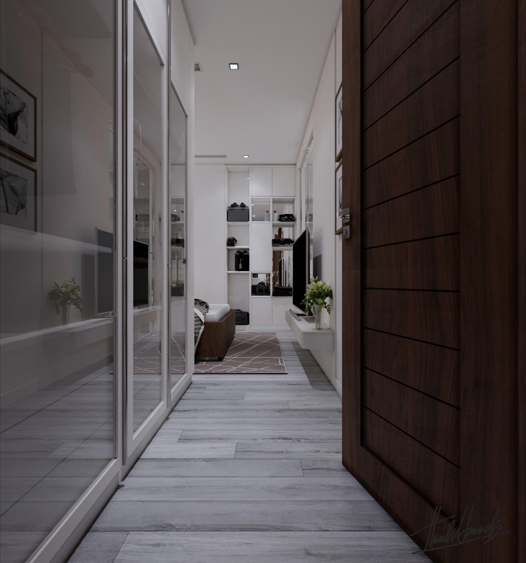 thiết kế Nội thất Chung Cư chung cư - Vin mỹ đình242