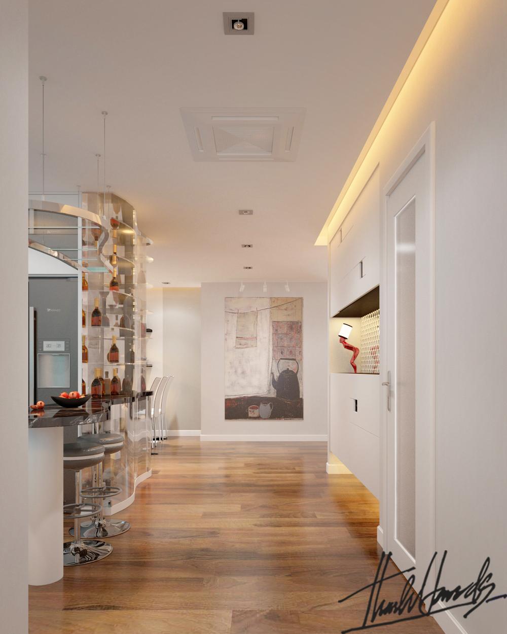 thiết kế nội thất chung cư tại Hà Nội Chung Cư Diamond Flower 0 1568274024