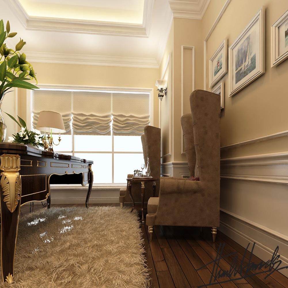 thiết kế nội thất chung cư tại Hà Nội chung cư roya city 10 1568274244