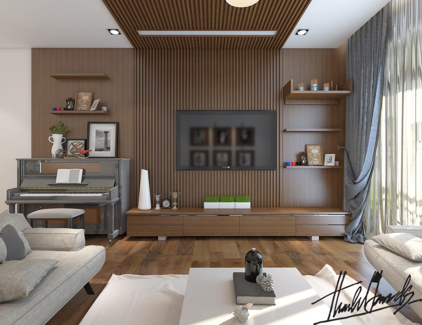 thiết kế nội thất chung cư tại Hà Nội chung cư roya city 10 1568274325