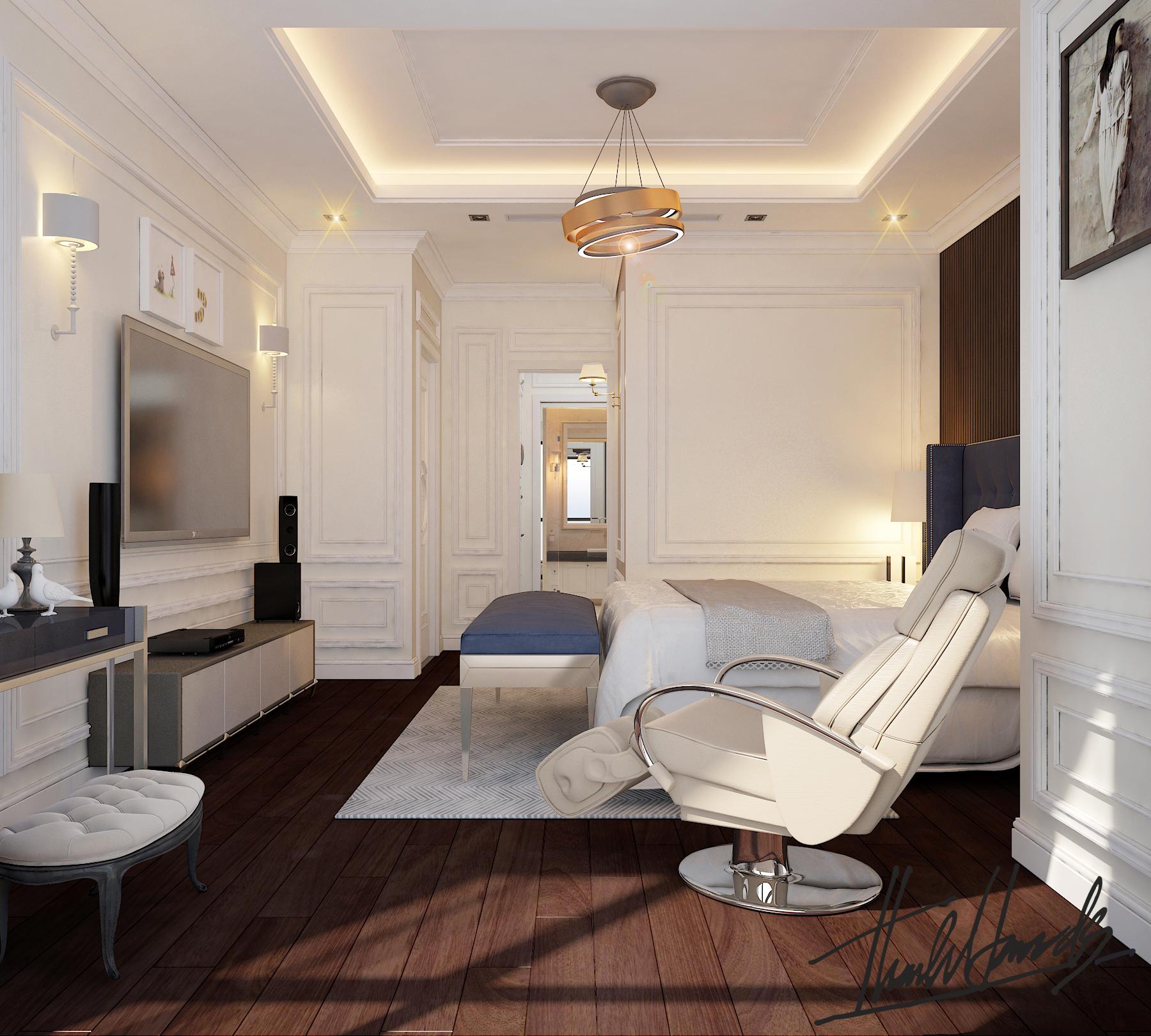 thiết kế nội thất chung cư tại Hà Nội chung cu royacity 11 1568191827