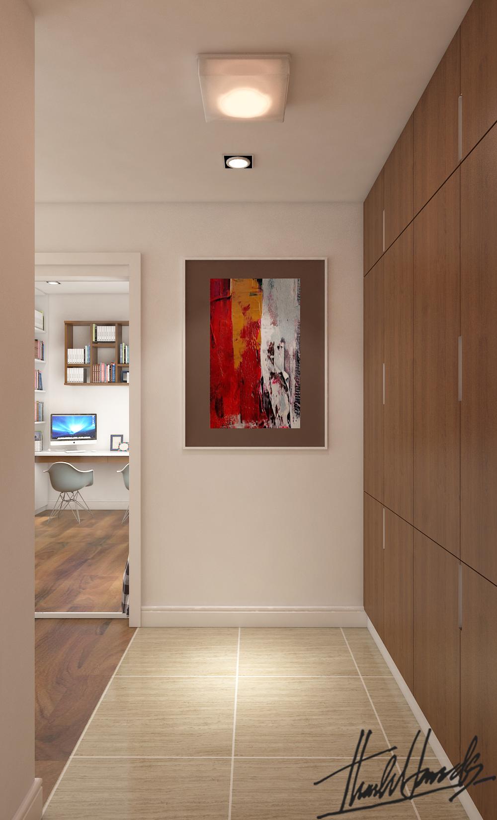 thiết kế nội thất chung cư tại Hà Nội chung cư roya city 11 1568274333