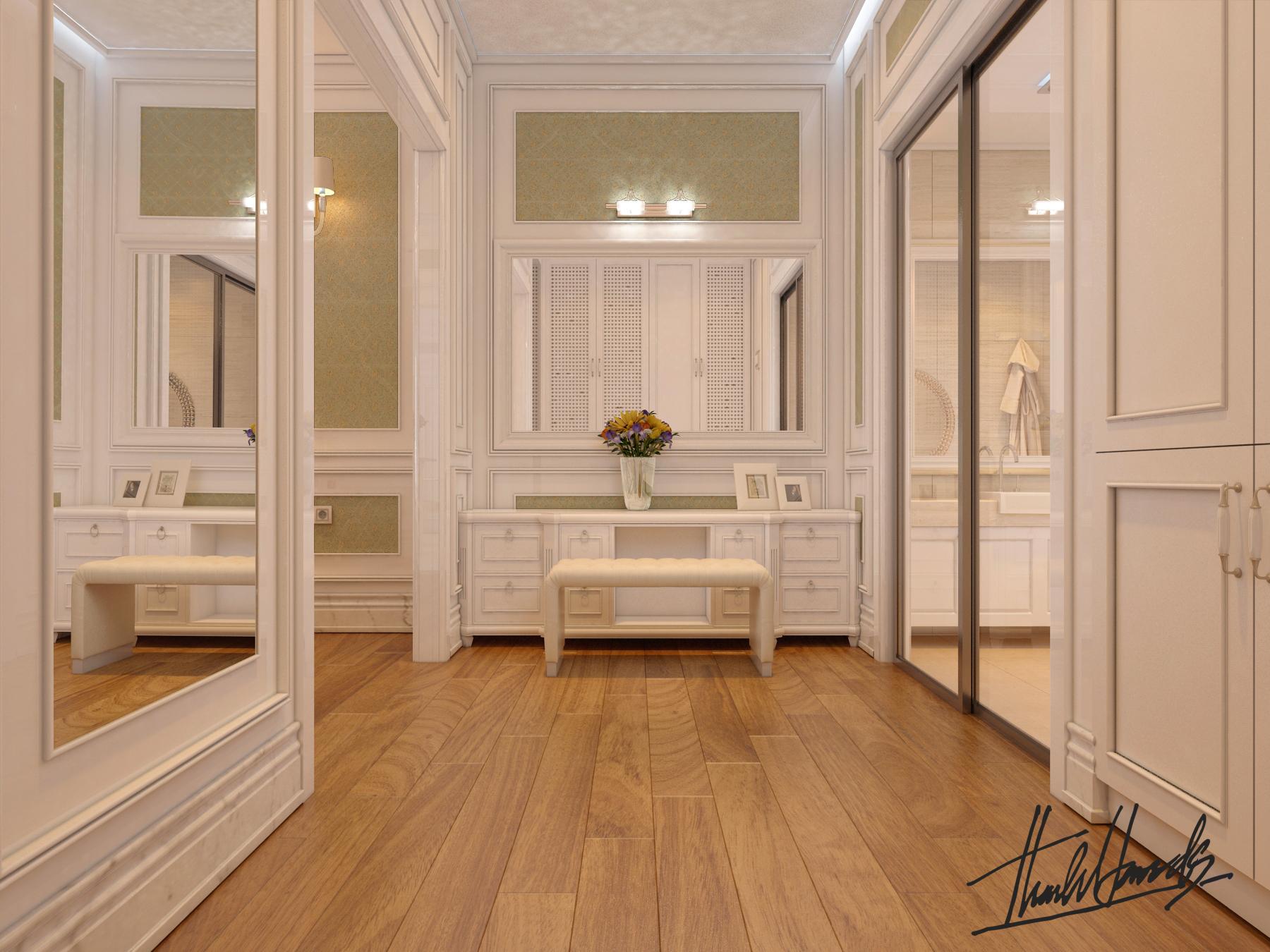 thiết kế nội thất chung cư tại Hà Nội chung cư trang an complex 11 1568277034