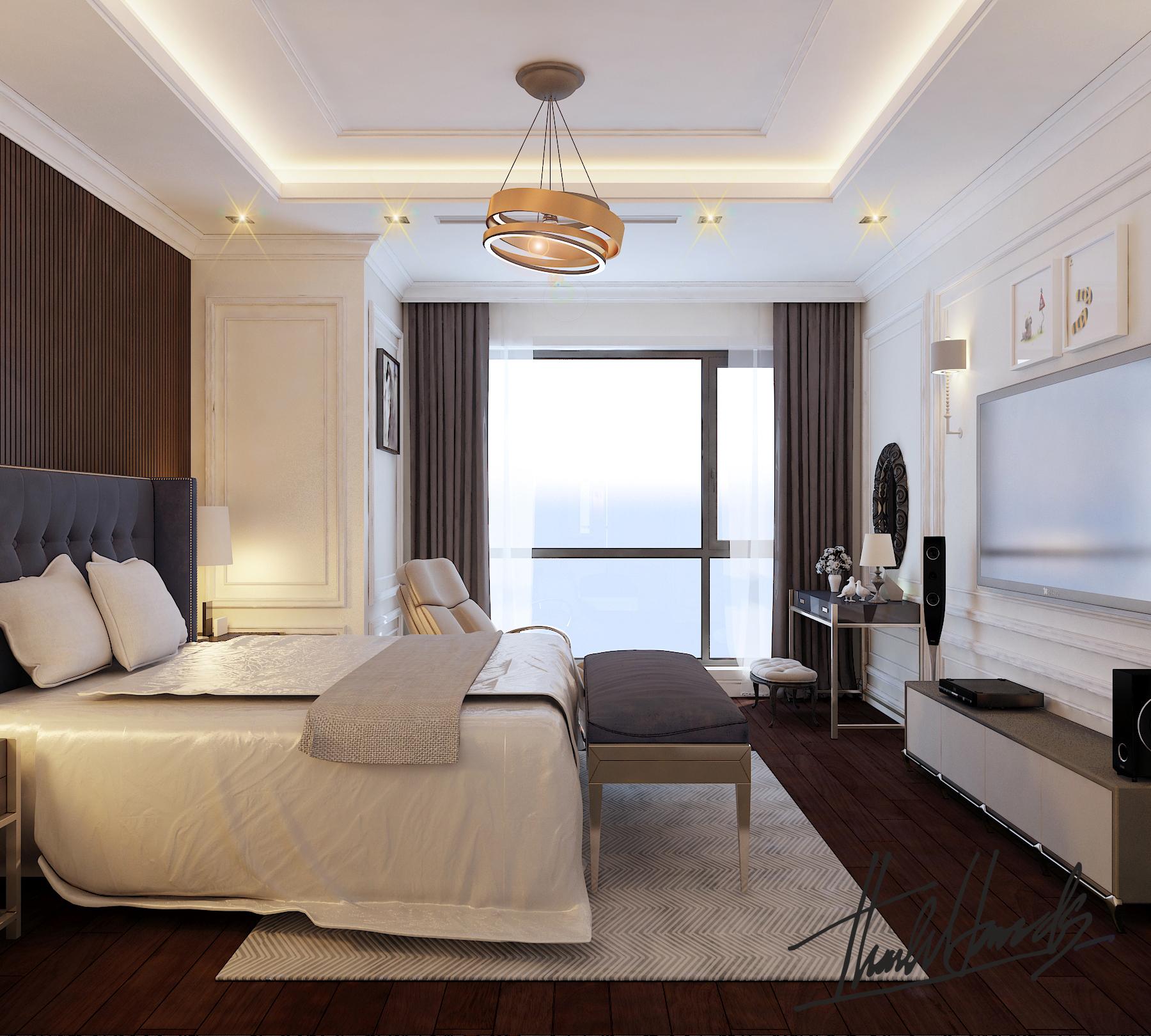 thiết kế nội thất chung cư tại Hà Nội chung cu royacity 12 1568191829