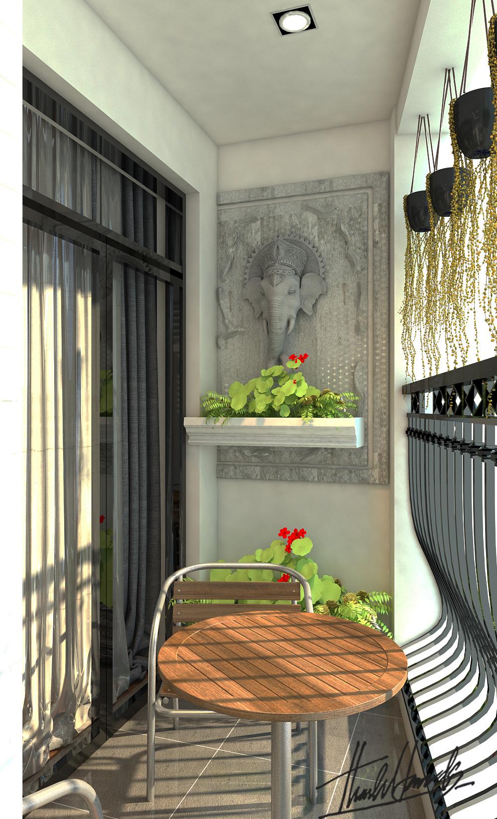 thiết kế nội thất chung cư tại Hà Nội chung cư roya city 12 1568274334