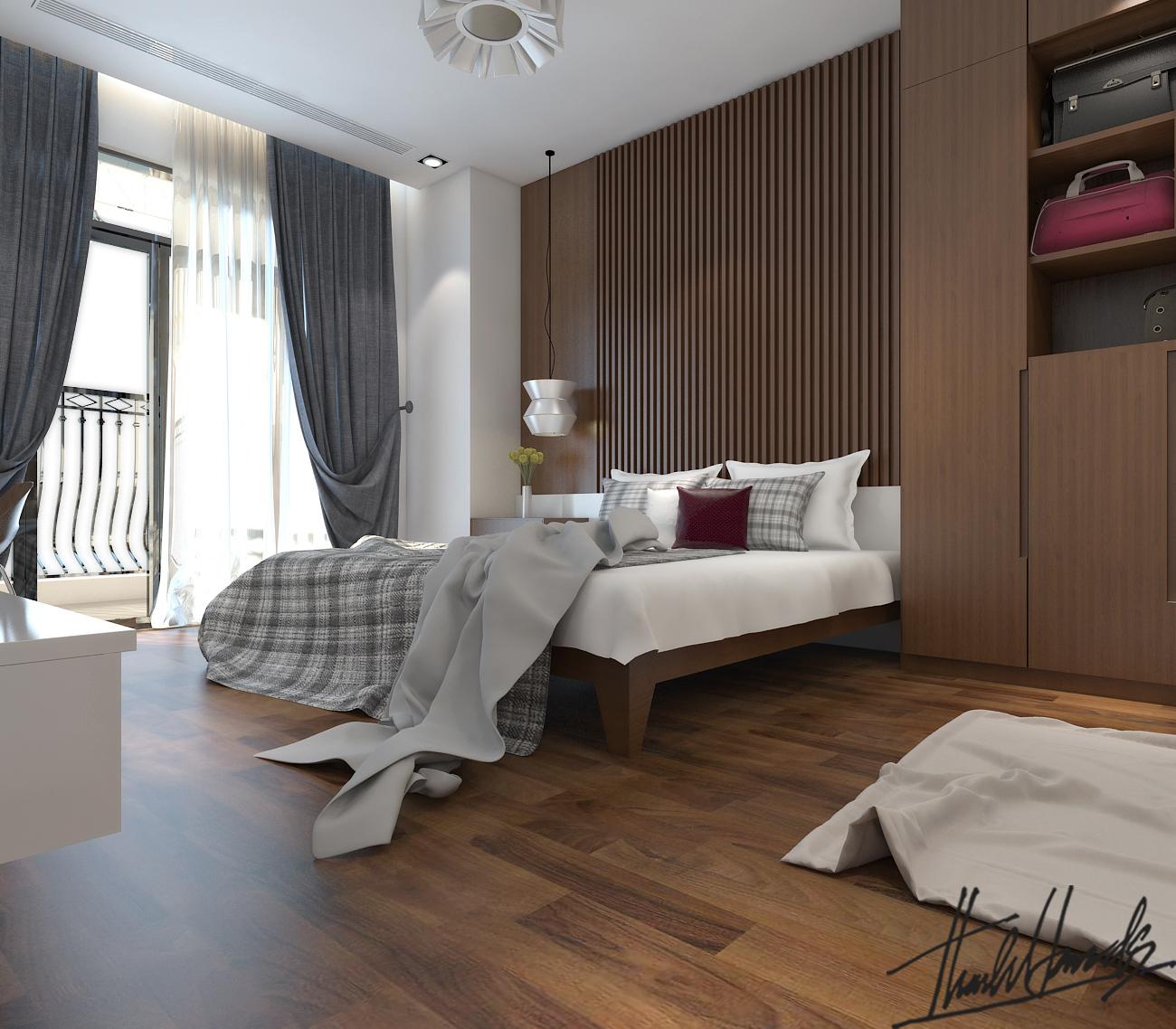 thiết kế nội thất chung cư tại Hà Nội chung cư roya city 13 1568274326