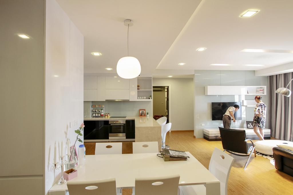 thiết kế nội thất chung cư tại Hà Nội CHUNG CƯ CHỢ MƠ 14 1570440672