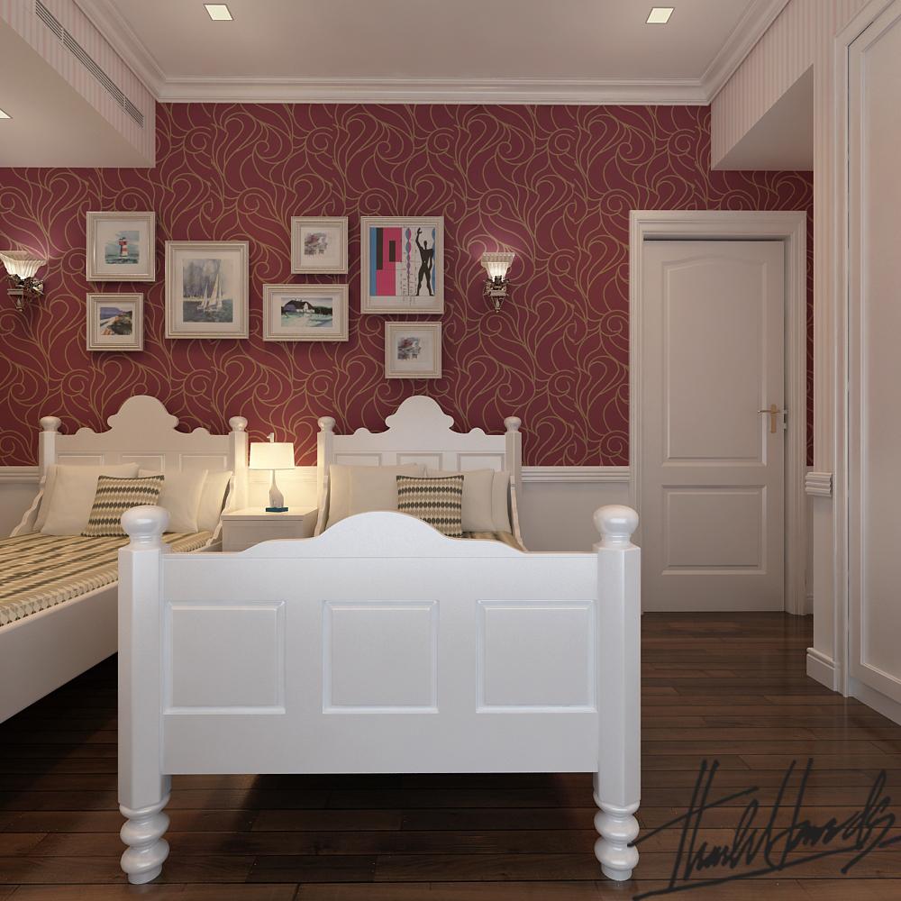 thiết kế nội thất chung cư tại Hà Nội chung cư roya city 15 1568274246