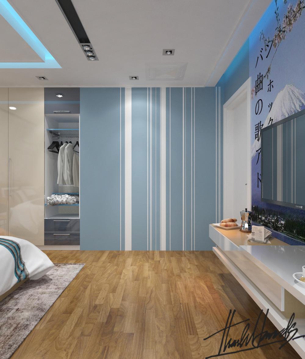 thiết kế nội thất chung cư tại Hà Nội Chung Cư Diamond Flower 16 1568274029