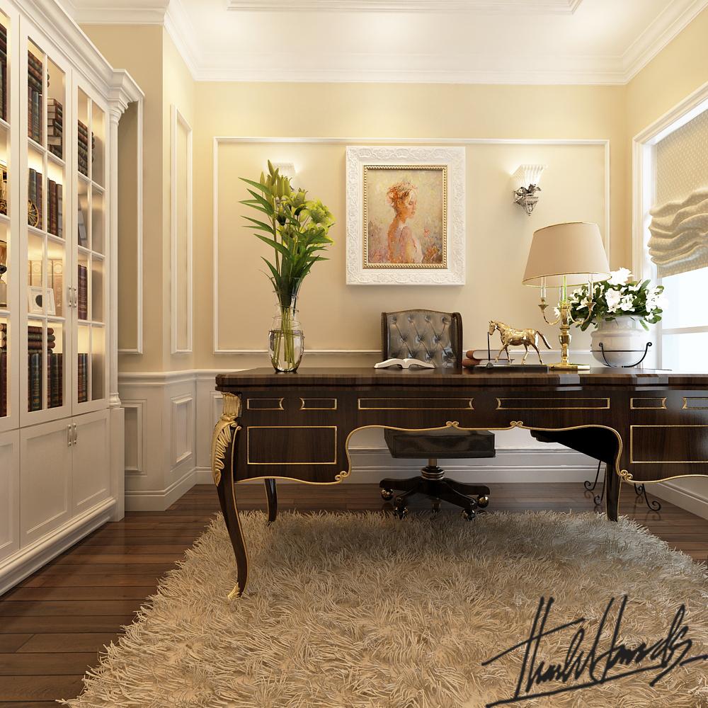 thiết kế nội thất chung cư tại Hà Nội chung cư roya city 16 1568274245