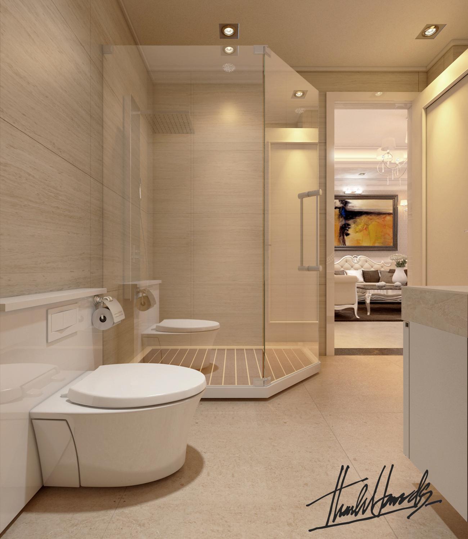 thiết kế nội thất chung cư tại Hà Nội chung cư trang an complex 16 1568277036
