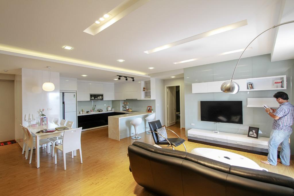 thiết kế nội thất chung cư tại Hà Nội CHUNG CƯ CHỢ MƠ 16 1570440672