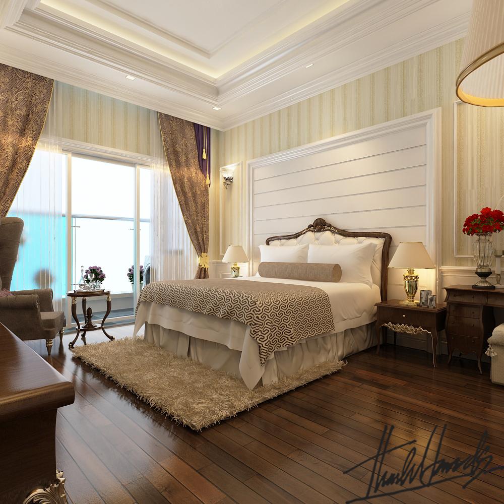 thiết kế nội thất chung cư tại Hà Nội chung cư roya city 17 1568274246