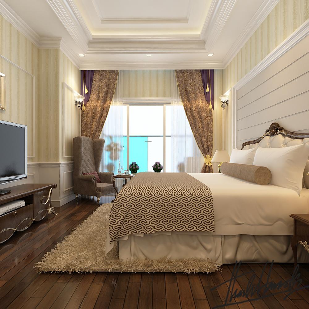 thiết kế nội thất chung cư tại Hà Nội chung cư roya city 18 1568274246