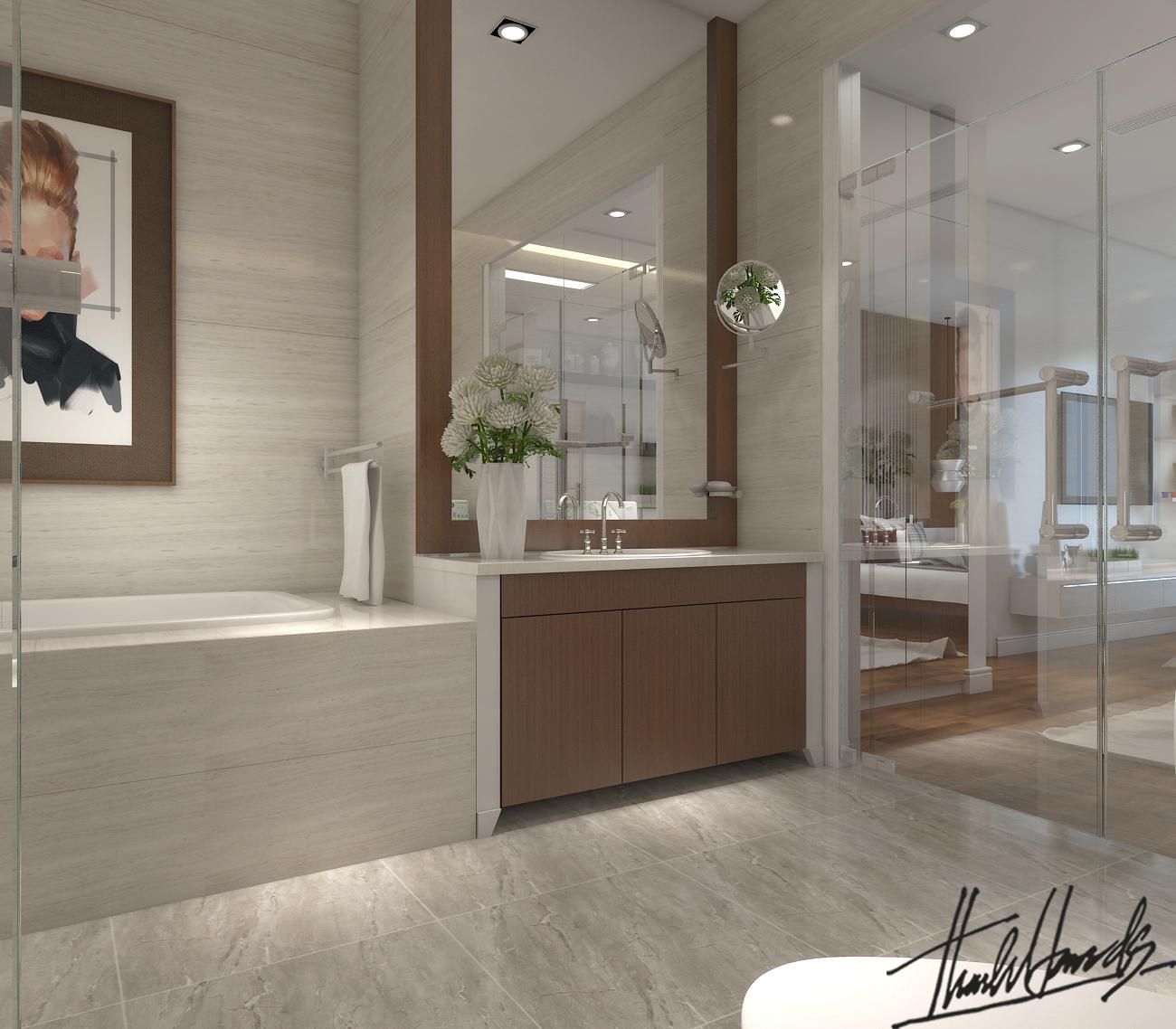 thiết kế nội thất chung cư tại Hà Nội chung cư roya city 19 1568274330