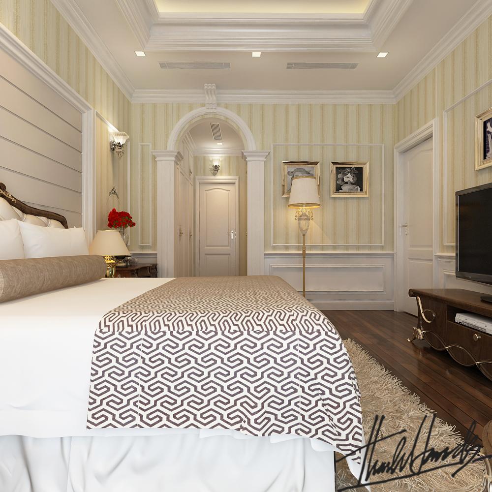 thiết kế nội thất chung cư tại Hà Nội chung cư roya city 20 1568274247