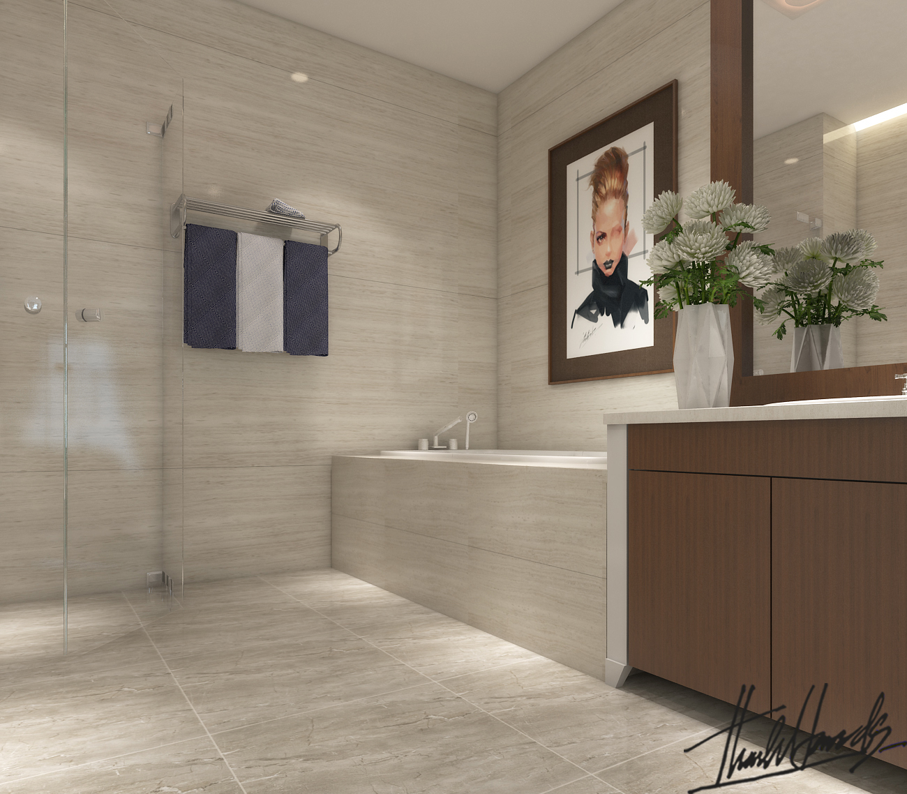 thiết kế nội thất chung cư tại Hà Nội chung cư roya city 20 1568274330