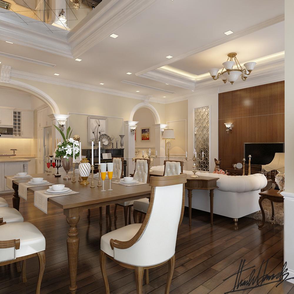 thiết kế nội thất chung cư tại Hà Nội chung cư roya city 2 1568274241