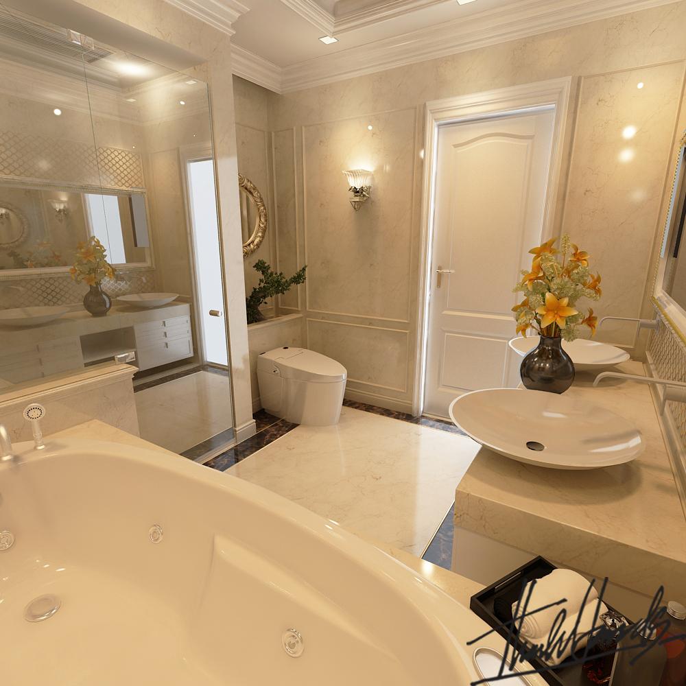 thiết kế nội thất chung cư tại Hà Nội chung cư roya city 22 1568274248
