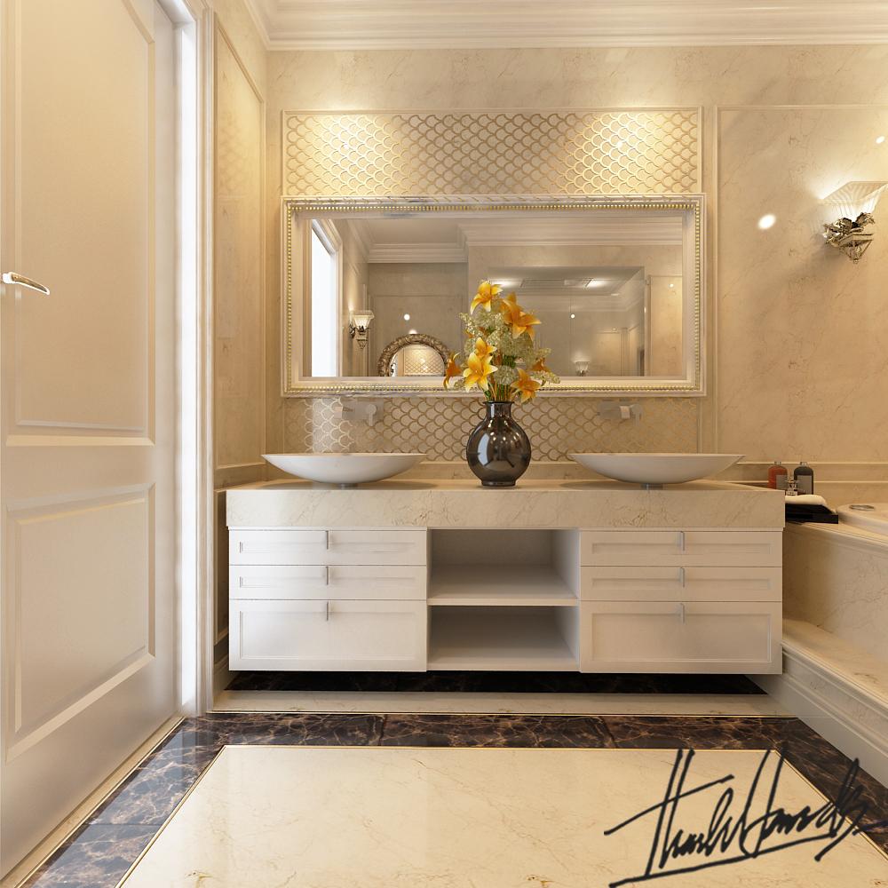 thiết kế nội thất chung cư tại Hà Nội chung cư roya city 23 1568274248