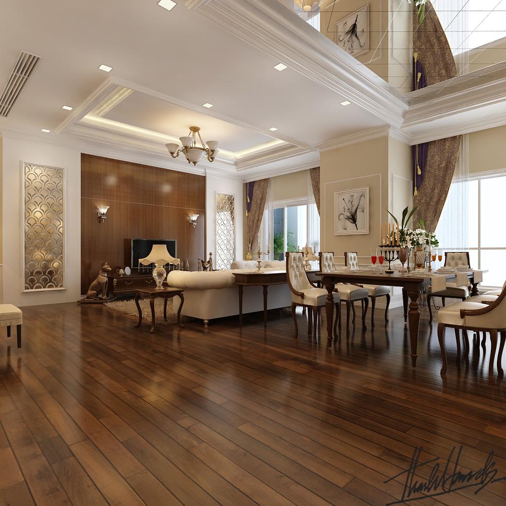 thiết kế nội thất chung cư tại Hà Nội chung cư roya city 3 1568274249