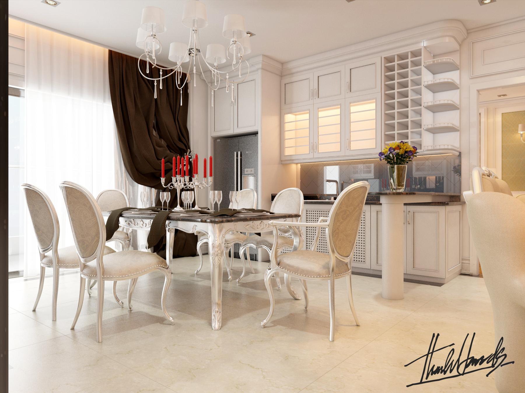 thiết kế nội thất chung cư tại Hà Nội chung cư trang an complex 3 1568277027