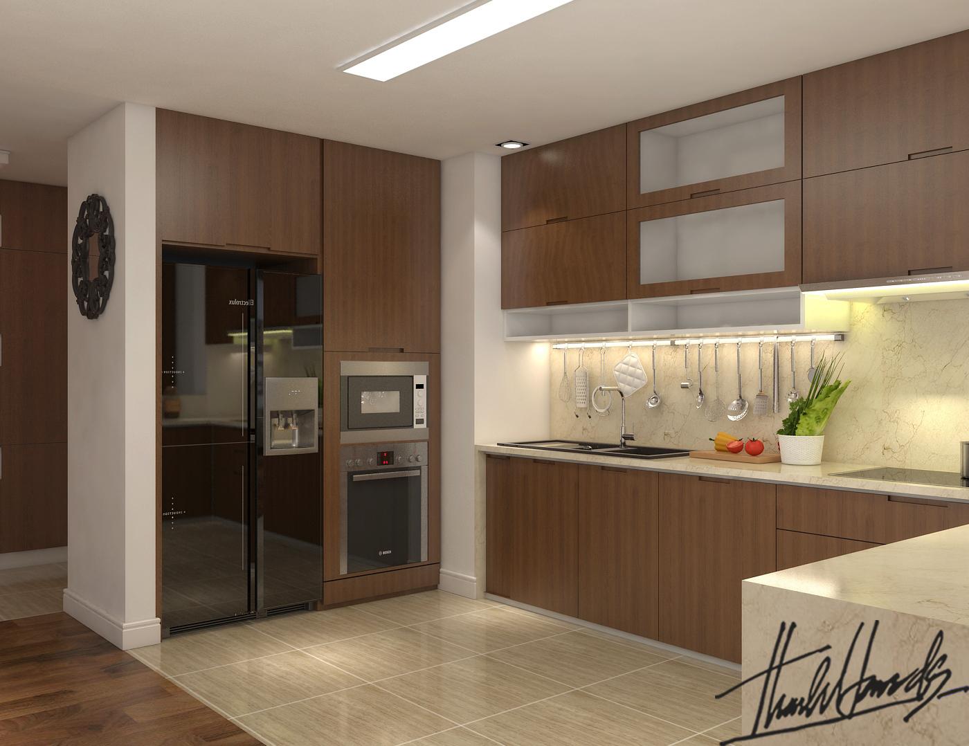 thiết kế nội thất chung cư tại Hà Nội chung cư roya city 5 1568274323