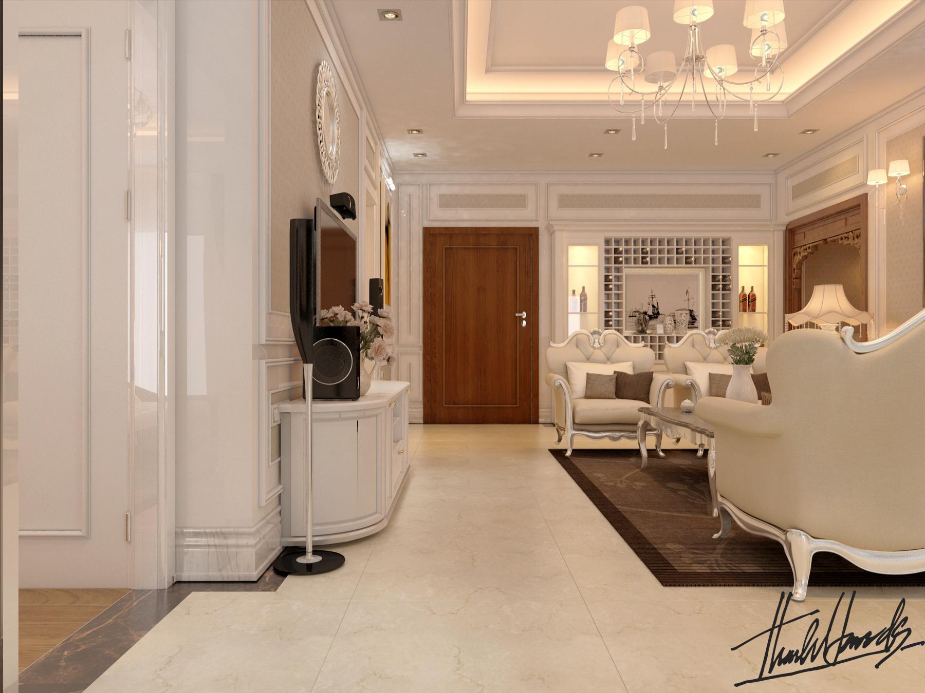 thiết kế nội thất chung cư tại Hà Nội chung cư trang an complex 5 1568277028