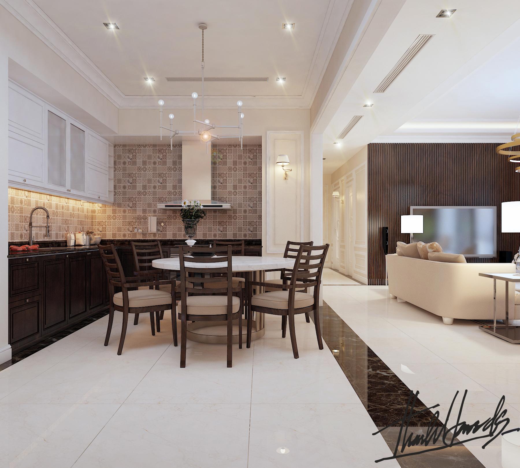 thiết kế nội thất chung cư tại Hà Nội chung cu royacity 6 1568191821