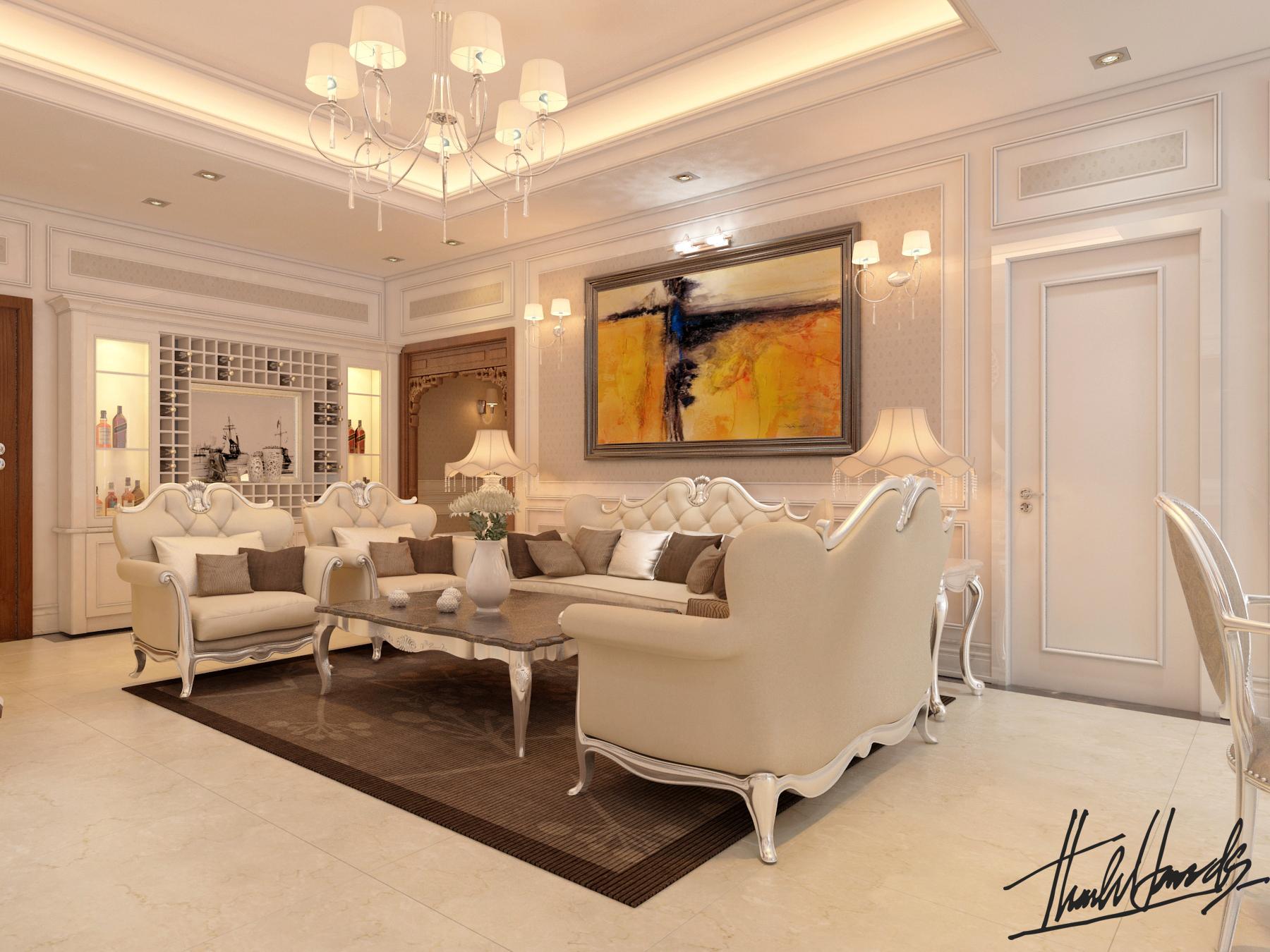 thiết kế nội thất chung cư tại Hà Nội chung cư trang an complex 6 1568277030