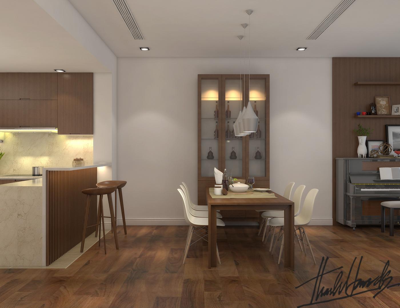 thiết kế nội thất chung cư tại Hà Nội chung cư roya city 7 1568274324