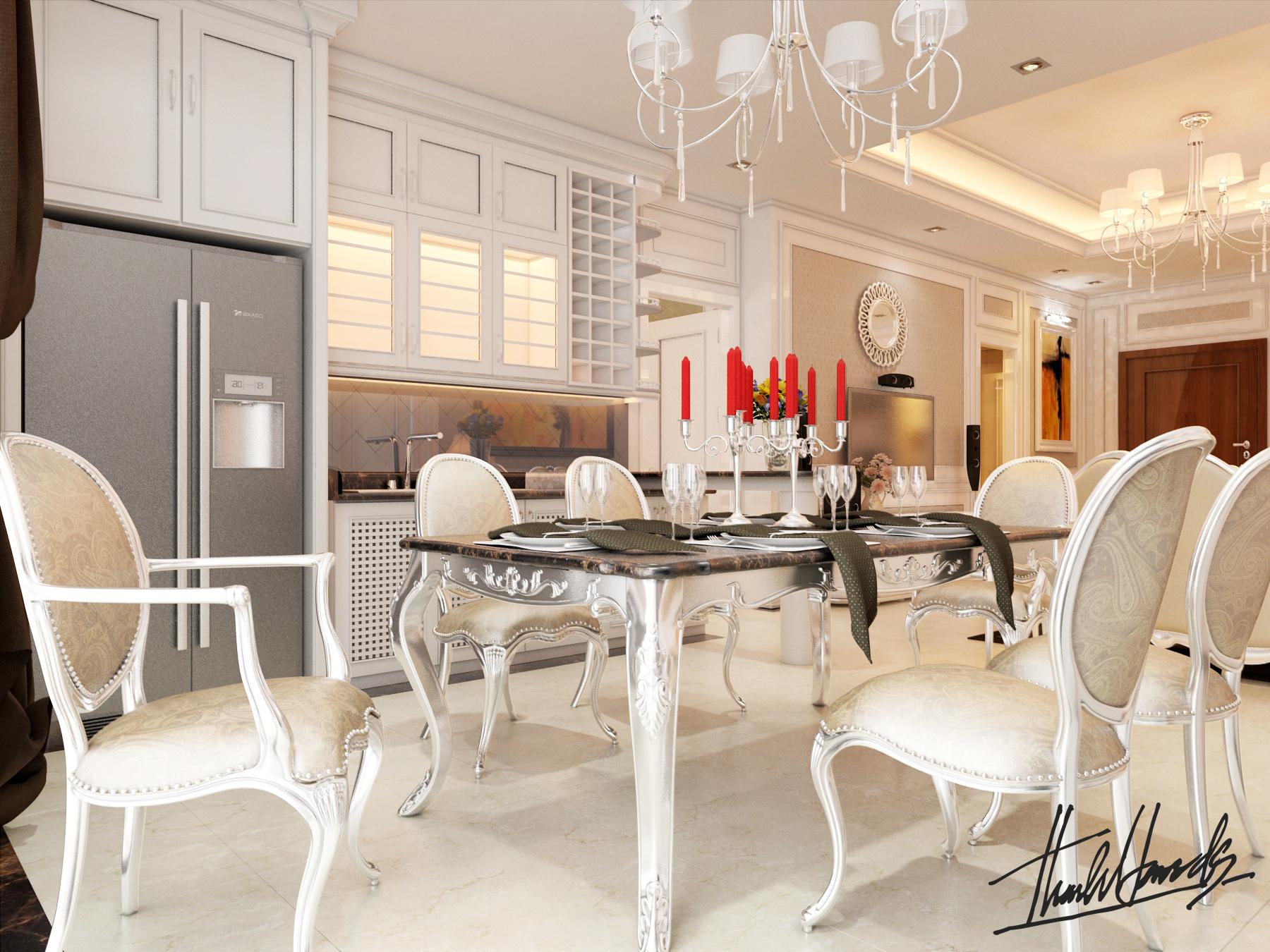 thiết kế nội thất chung cư tại Hà Nội chung cư trang an complex 7 1568277031