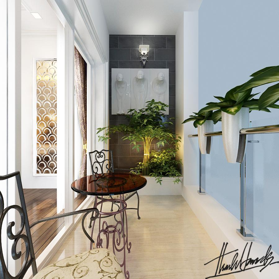 thiết kế nội thất chung cư tại Hà Nội chung cư roya city 8 1568274243