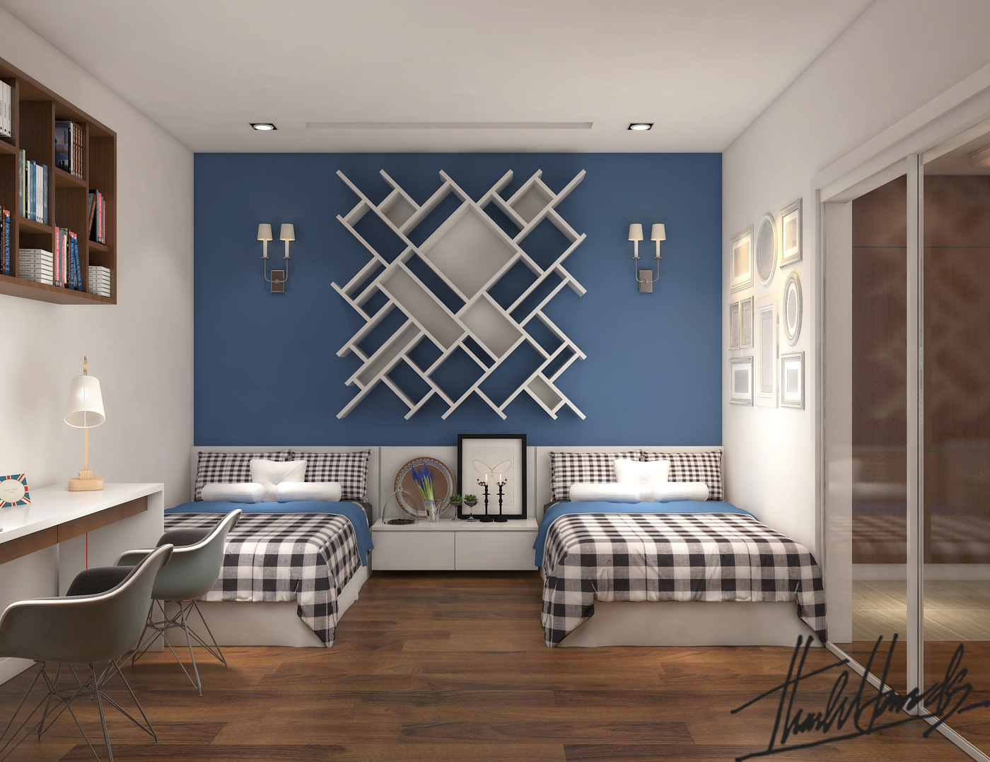 thiết kế nội thất chung cư tại Hà Nội chung cư roya city 8 1568274332
