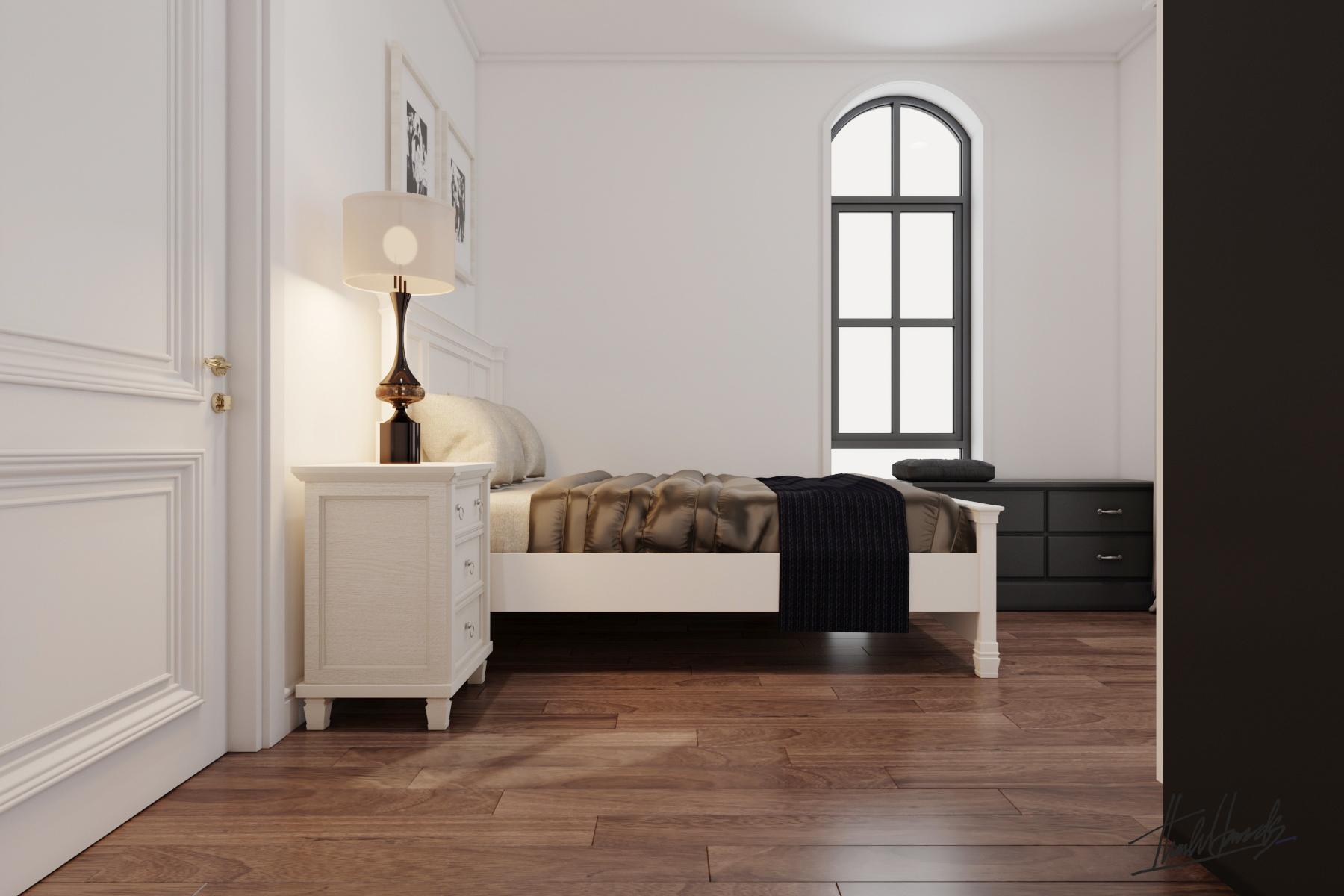 thiết kế nội thất Nhà Mặt Phố tại Hà Nội căn hộ cho thuê . 11 1568087748