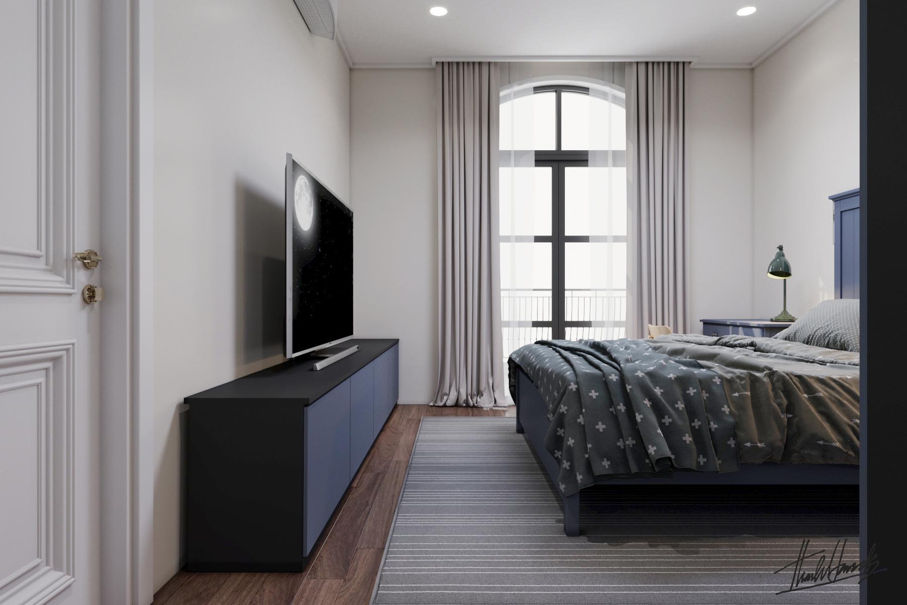 thiết kế nội thất Nhà Mặt Phố tại Hà Nội căn hộ cho thuê . 13 1568087738