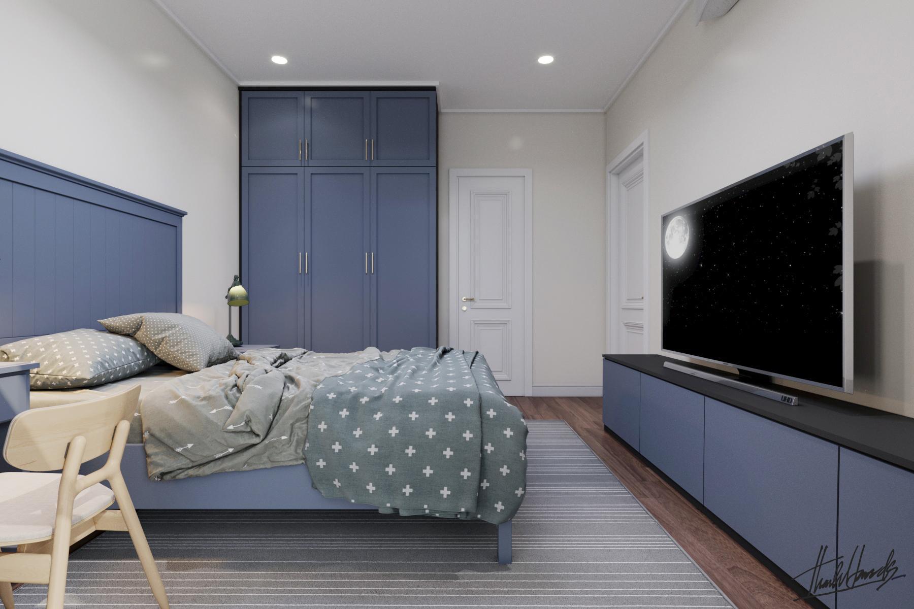 thiết kế nội thất Nhà Mặt Phố tại Hà Nội căn hộ cho thuê . 14 1568087743