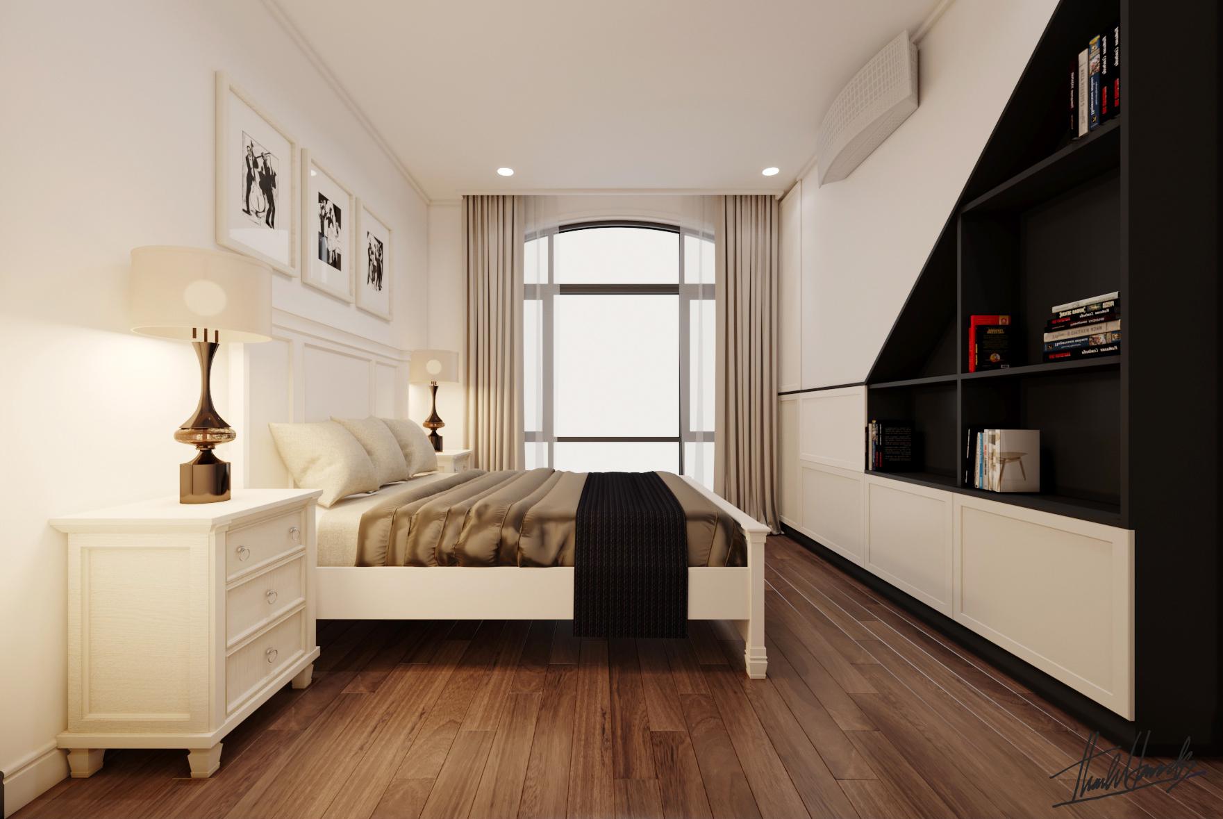 thiết kế nội thất Nhà Mặt Phố tại Hà Nội căn hộ cho thuê . 9 1568087730
