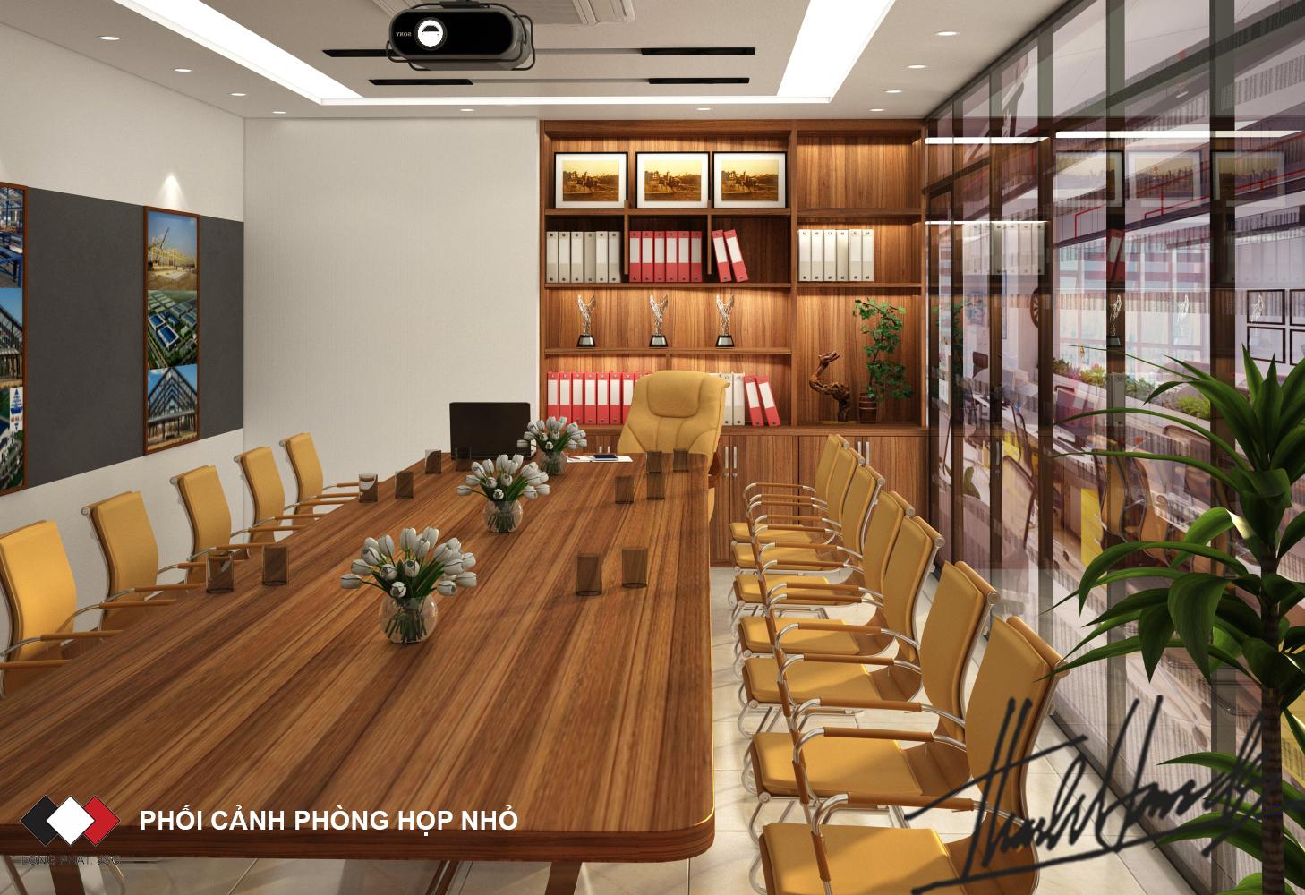 thiết kế nội thất Văn Phòng tại Hà Nội Văn phong SEIKO 10 1568274670