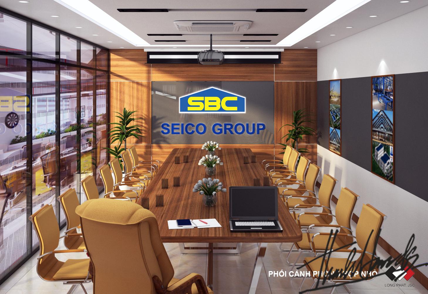 thiết kế nội thất Văn Phòng tại Hà Nội Văn phong SEIKO 11 1568274670